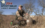 Vote for North American Whitetail TV in the Sportsman Choice Awards and Win!