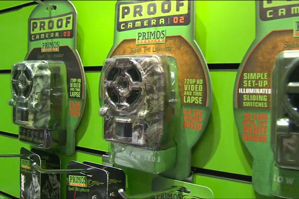 Introducing the Primos Proof Trail Cameras