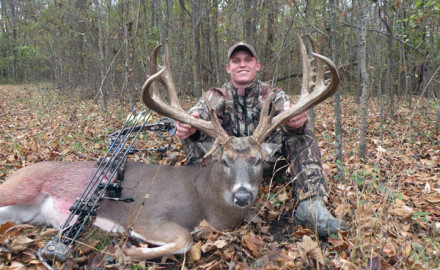 Ryan Sullivan was only 19 when, during the 2013 season, he arrowed an Arkansas buck of gigantic
