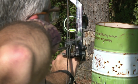 Pat Hogan discusses the right broadhead for your bow setup at Muzzy's world headquarters.
