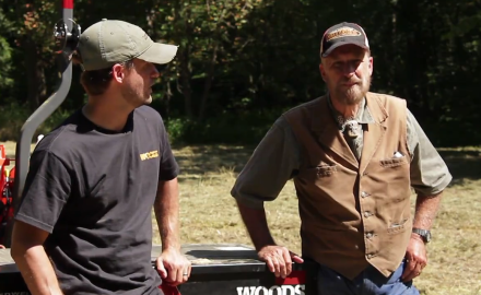 James Kroll explains his cool-season food plot strategy.