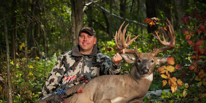 Jeff Iverson's monster bow kill during Minnesota's opening weekend of bow season in Houston County shows the quality of bucks the state is capable of producing.