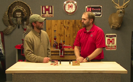 Pat Hogan explores shotgun slug dynamics with Hornady's Neal Emery.