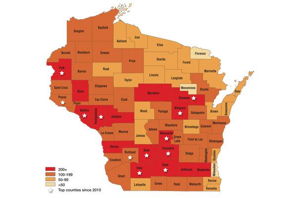 Best Counties In Illinois For Deer Hunting U2013 Adventure Gear
