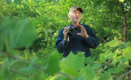 Gordon Whittington talks about the importance of using and caring for optics when it comes to