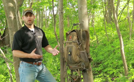 Pat Hogan looks at the best characteristics for a whitetail hunter's pack.