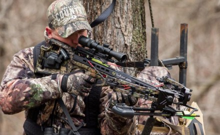 Mike Clerkin from NAW TV shows you how to get real with your crossbow practice regimen.  As