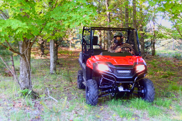 Hondas Pioneer 700 Is A Fun To Drive Machine At Lower Price Point Than