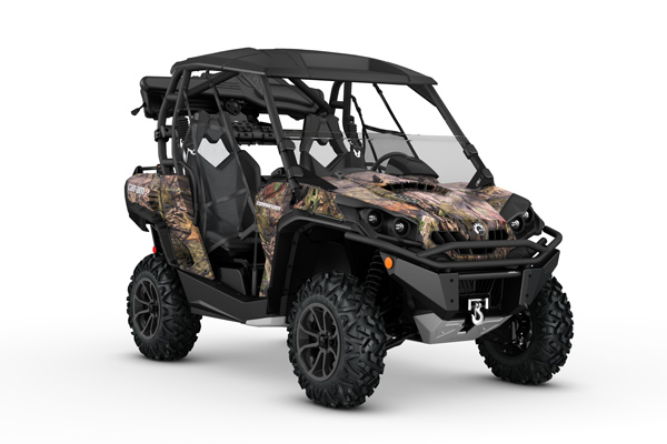 Several Manufacturers Offer A Hunters Edition Of Their UTVs That An Assortment Popular Accessories