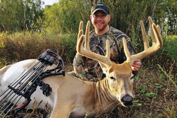 6 best destinations for hunting velvet bucks in 2015 north adam jablonski journeyed from pennsylvania to central north dakota and shot this great 10 pointer publicscrutiny Gallery