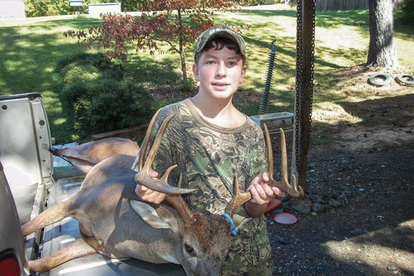 Tips for Hunting Public Land Bucks This Season