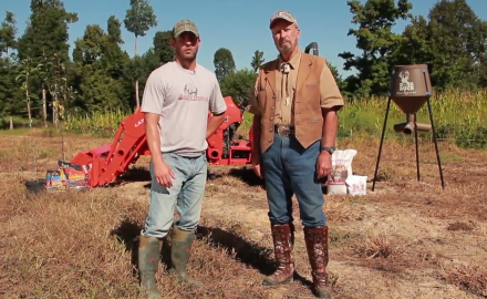 Dr. James Kroll goes in-depth about dealing with mature hardwoods on your whitetail property.