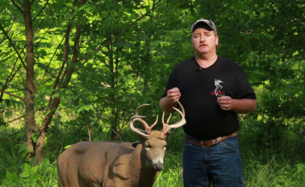 Mike Clerking talks finishing touches to make your decoys more realistic.