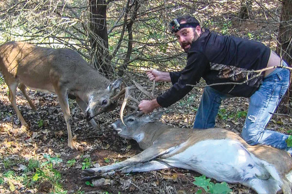 Hunters Free Locked Bucks, Get Charged