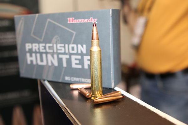 Introducing the 2016 Hornady Precision Hunter Ammo