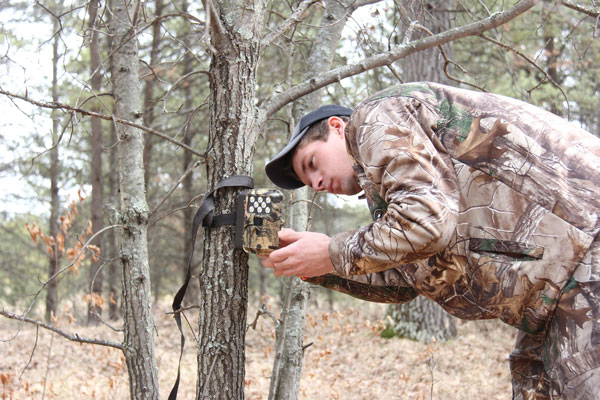 Developing a Winter Trail Camera Strategy