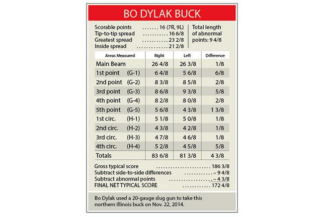 Bo-Daylak-score