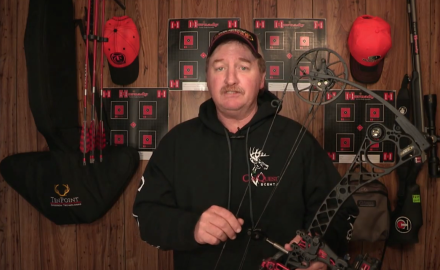 Bowstring maintenance is often overlooked. It shouldn't be.  North American Whitetail's Mike