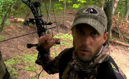 Early season bowhunting can be a feast of famine affair. With proper scouting and preparation, it