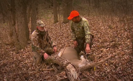 North American Whitetail highlights a pair of unfortunate bucks that became victims of Mother