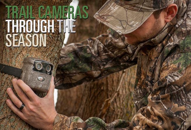 Trail Cameras Through the Season