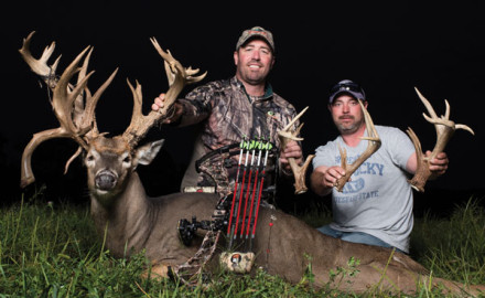 To hear many serious trophy bowhunters tell it, Kentucky must be a figment of someone's fertile