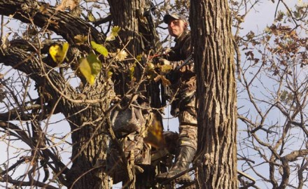If you've hunted pressured deer you know that simply putting up a treestand doesn't guarantee you