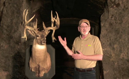 Gordon Whittington highlights a trophy buck from Kansas that did not receive its accolades right