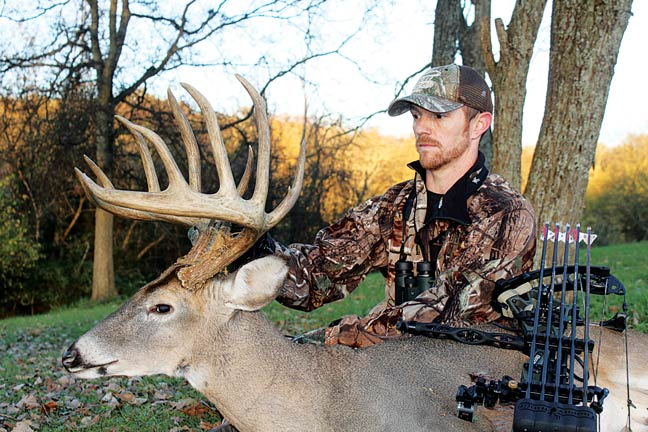 tennessee-archery-record-buck