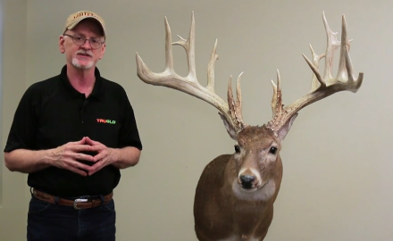 Gordon Whittington highlights a trophy buck that is very much a mystery.