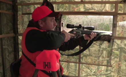 Mike Clerkin heads to Ohio for a late-season muzzleloader hunt.