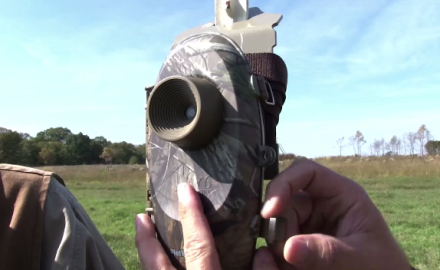 Haynes Shelton discusses the benefit of using a time lapse trail camera effectively.