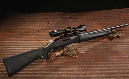 Winchester Slug Gun
