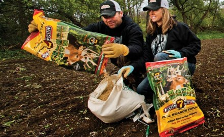 When we think of food plots, we typically think of two types: feeding plots and killing plots.