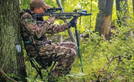 It is often said that success is where opportunity meets preparation. Serious hunters work hard to