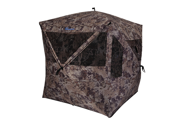 Ground Blind Strategies
