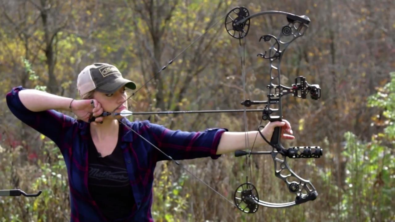On Target: The Mathews Avail Bow
