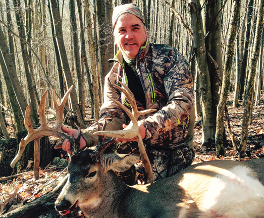 Stock Up: Northern Pennsylvania Hunting Scene