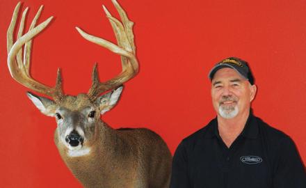 Wisconsin-Buck