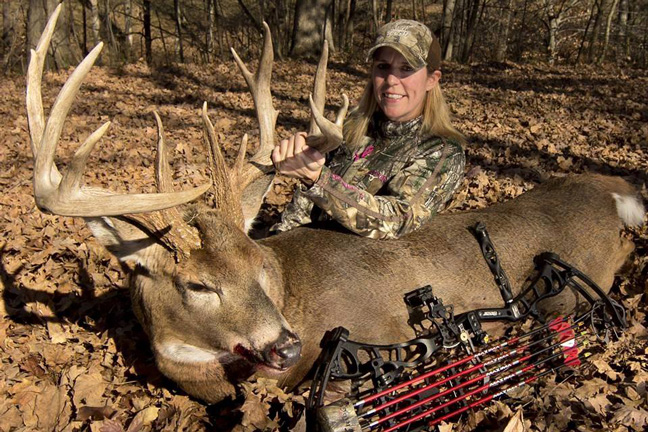 Zoning In on Indiana Whitetails
