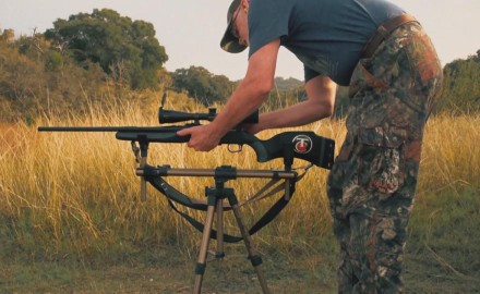 Gordon Whittington offers tips on ensuring your weapon is accurate while traveling.