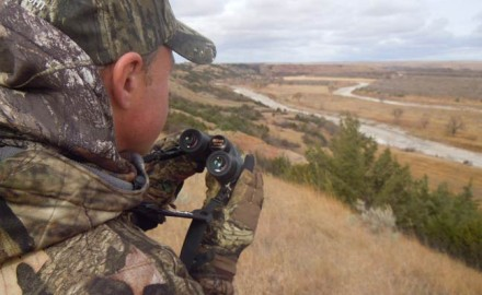 Whitetail season is over. It's time to pull your trail cameras and hang up the Nikon binos. It's