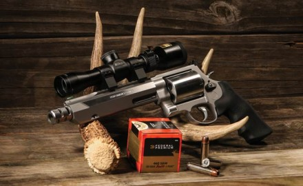 I can think of several reasons why deer hunting with a handgun is enjoyable. For starters, it's