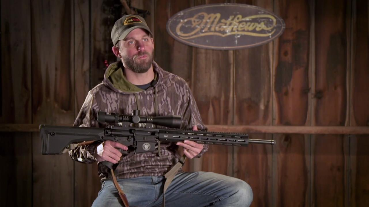 On Target: AR's for Whitetail Hunting