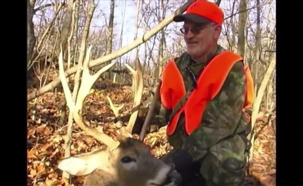 This segment features Gordon Whittington's very first on camera hunt for North American Whitetail.