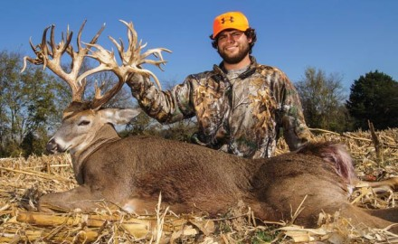 There's a certain mystique associated with the whitetail, and for many hunters it outweighs that of