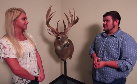 Kentucky hunter Johnathon Cox relives the story of how he nabbed his trophy buck in 2013
