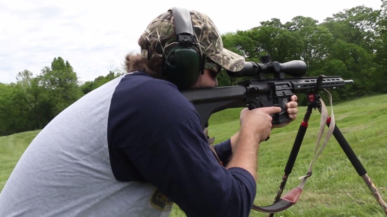 From the Stand: Real World Rifle Practice