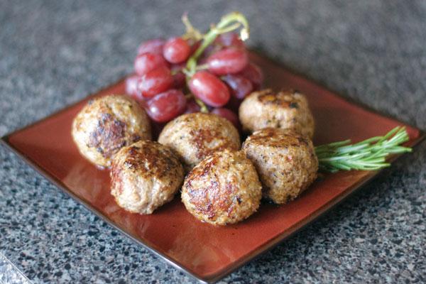 venison-meatballs