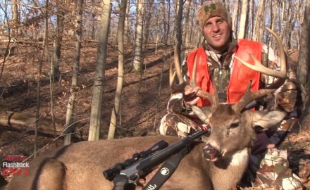 Pat Hogan returns to Athens County Ohio for a trophy buck and reflects back on his previous success
